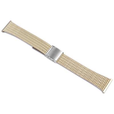 Bratara ceas, otel inoxidabil, bicolor, 12 mm, 823010000712