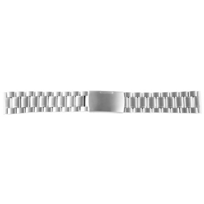 Bratara ceas, otel inoxidabil, argintiu, 26 mm, 174-260