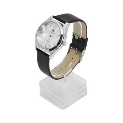 Suport prezentare ceasuri, material plastic, transparent, ABC06